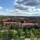 Живописный польский город Санок для спокойного и приятного отдыха